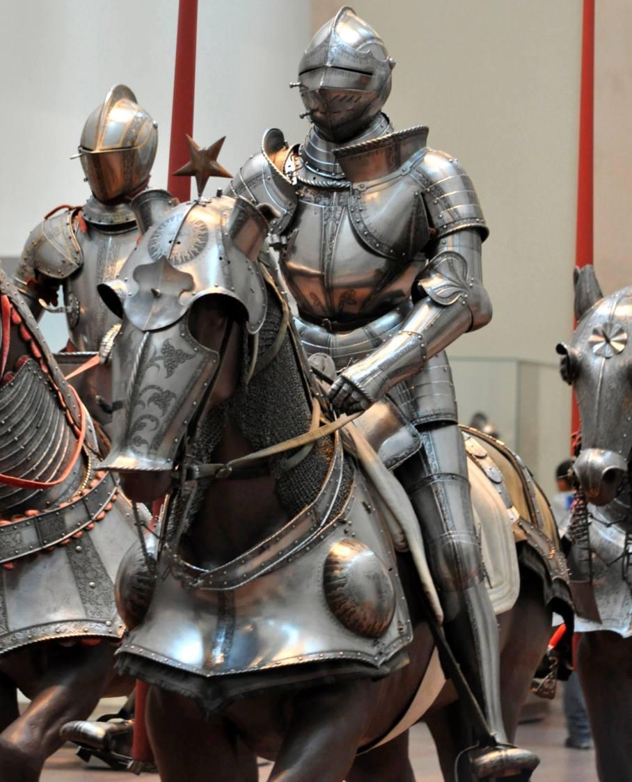 средневековые доспехи фото сегодня первый раз