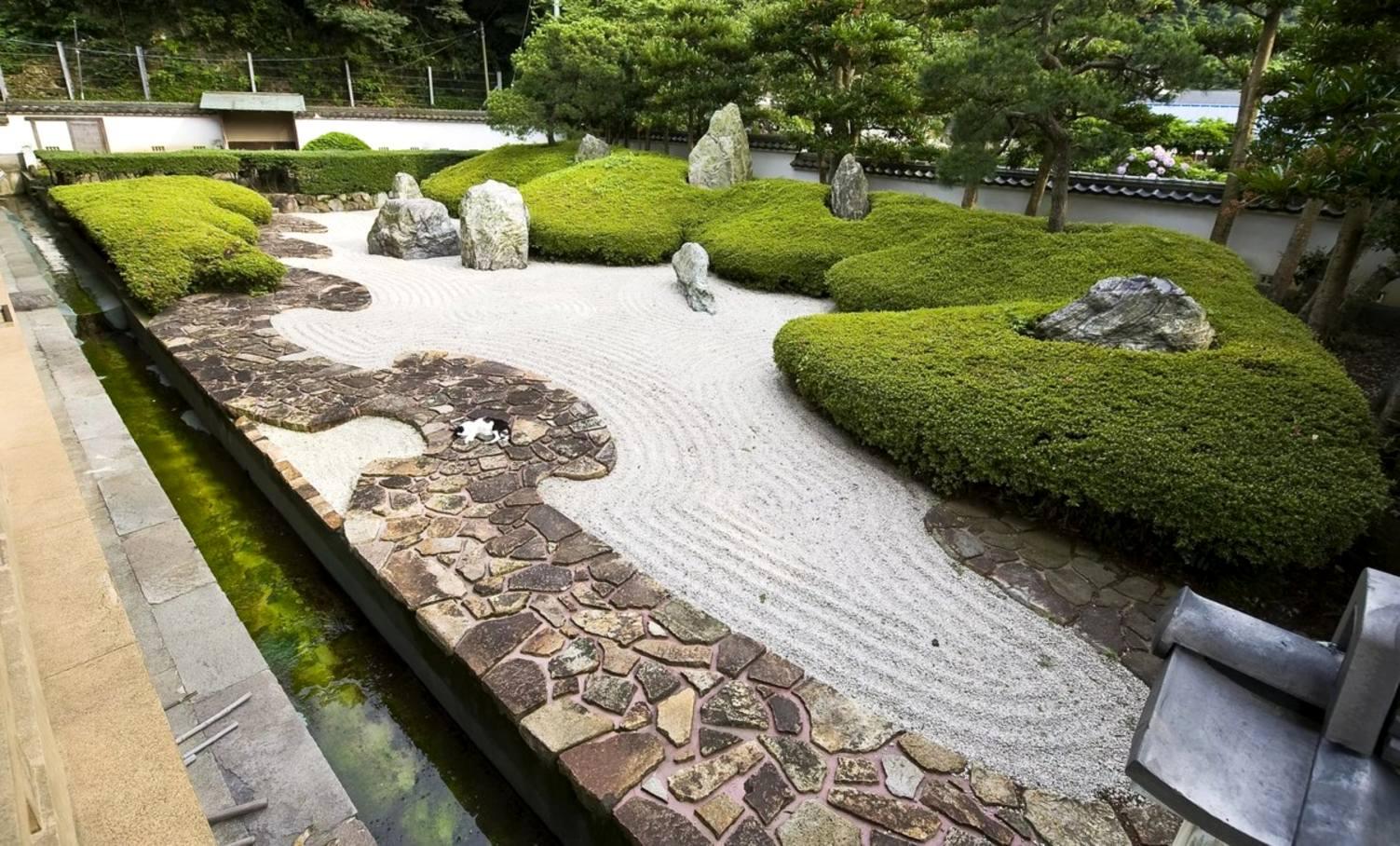 сделать сад камней своими руками фото впервые задумались приобретении