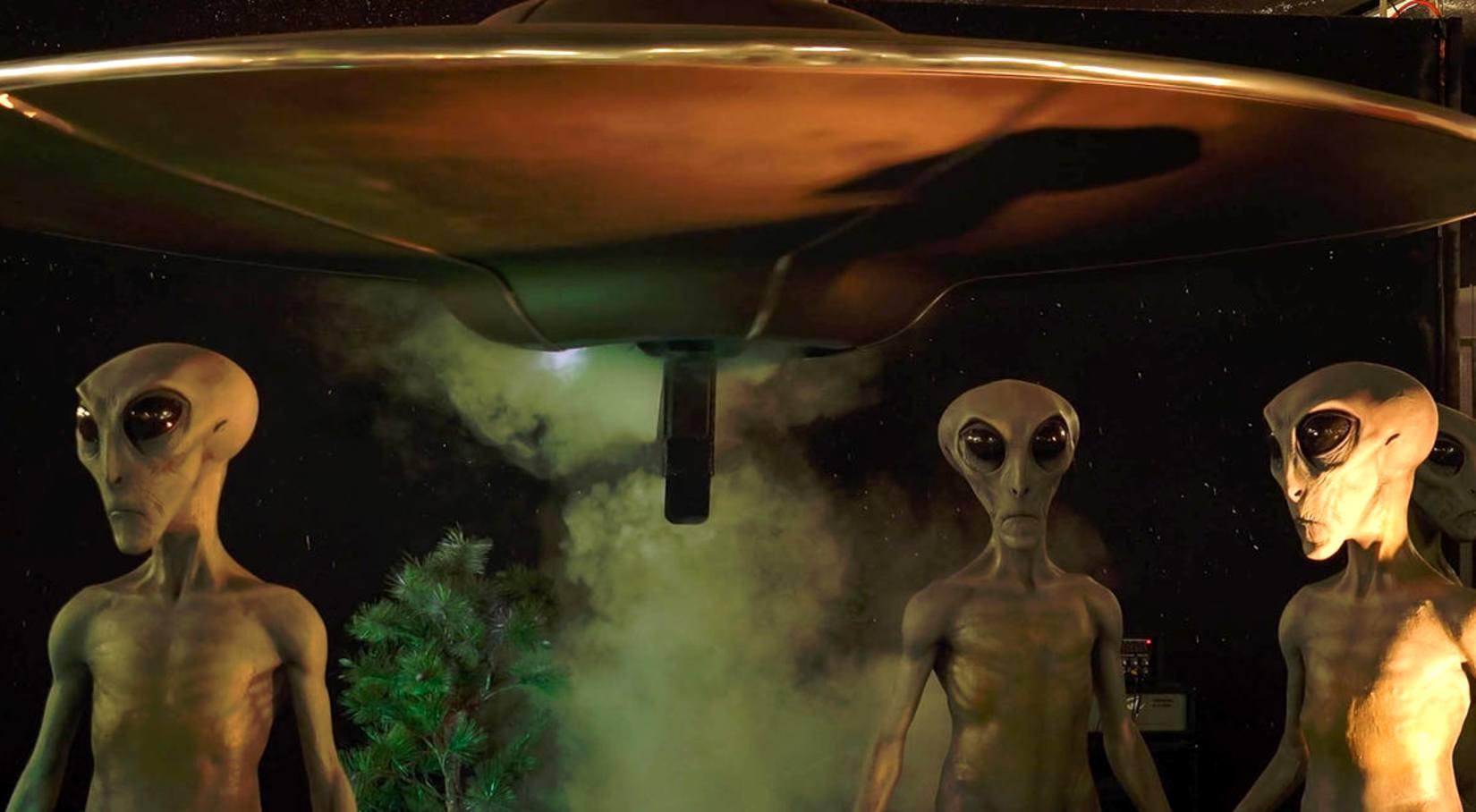 при дом инопланетян картинки его