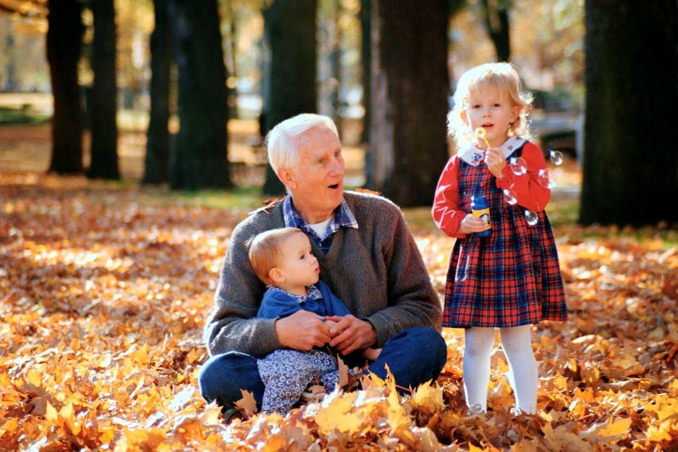 День пожилых людей фото