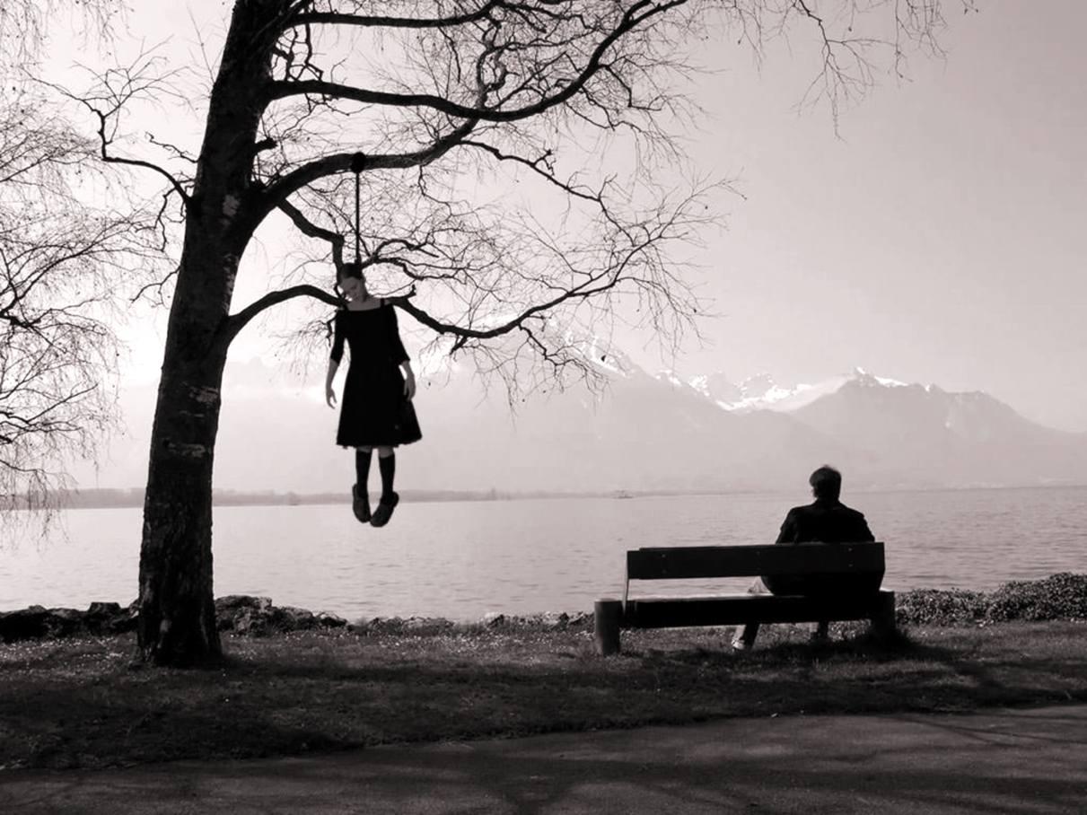 Фото пустота и одиночество