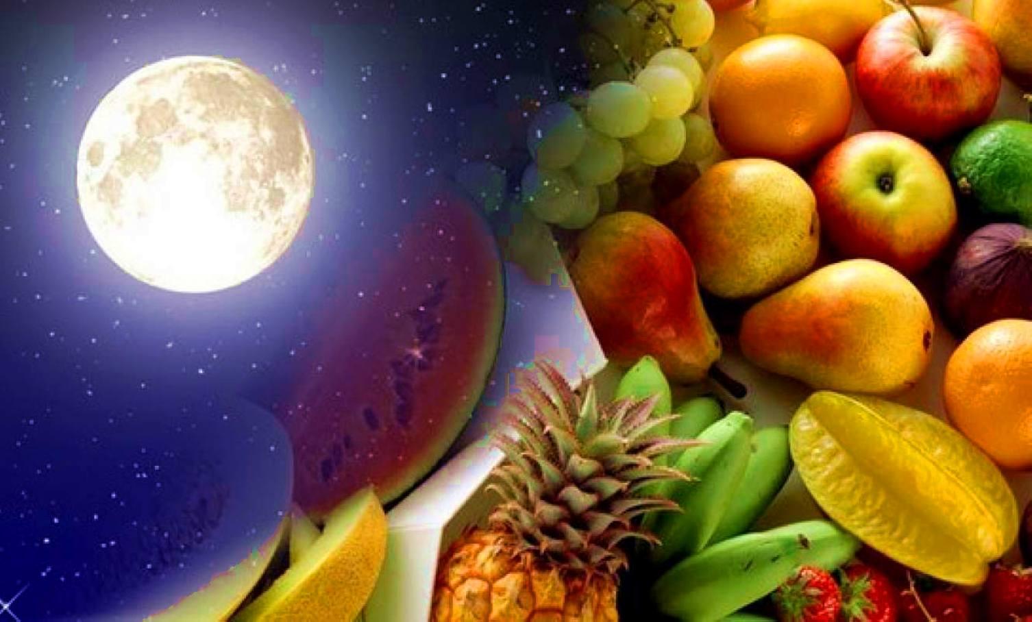Как Похудеть По Лунной Диете. Лунный календарь питания