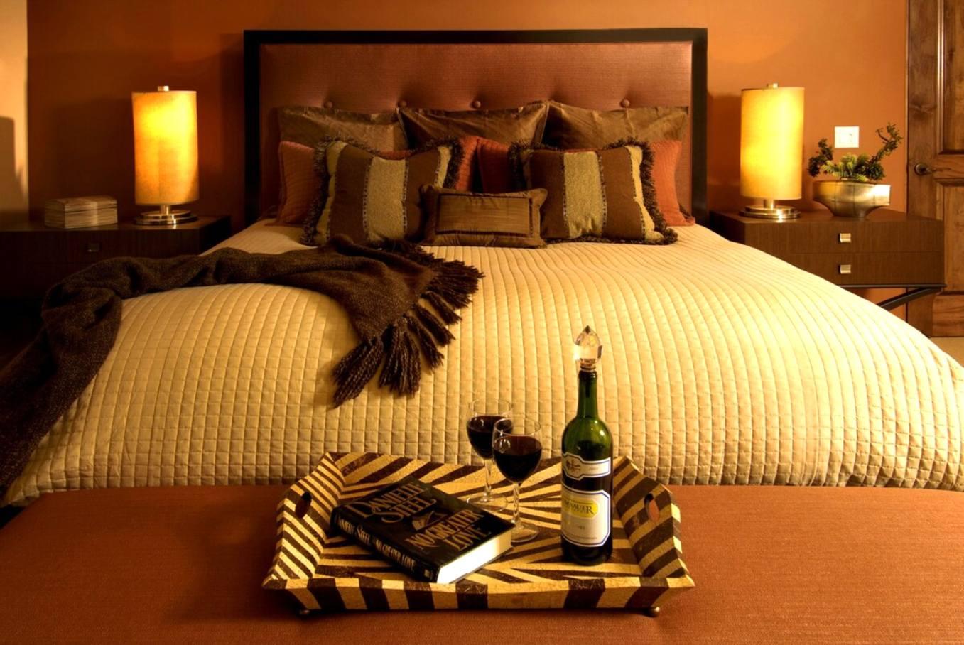 Картинки спальня по фен шуй фото
