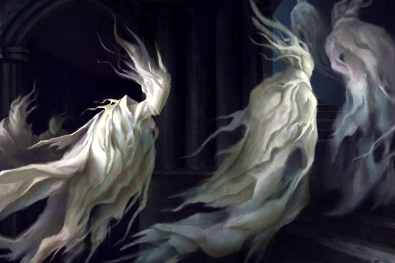 Картинки приведения духи
