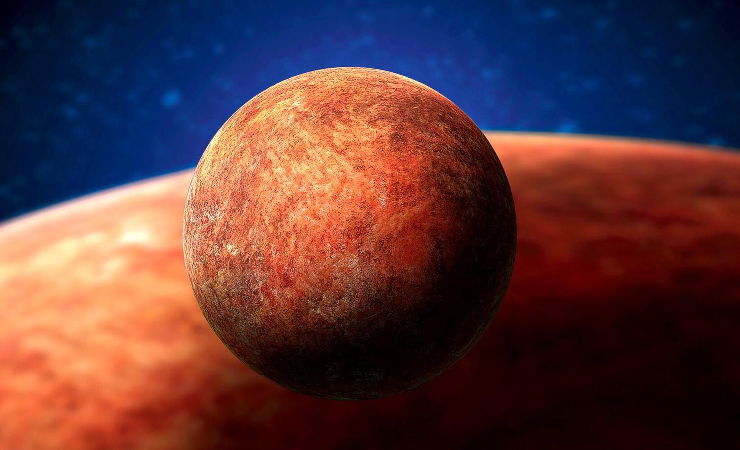 смотреть фото планета меркурий того, как кот