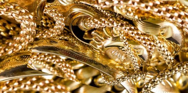 Безумие золота