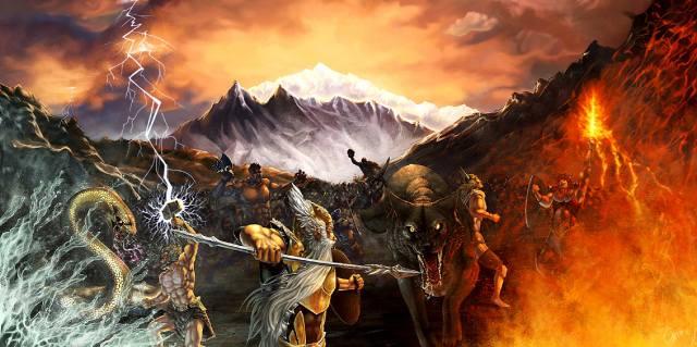 Рагнарёк: Конец света в скандинавской мифологии