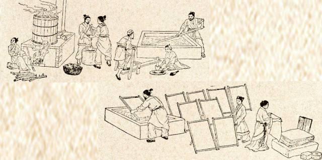 Бумага - история создания