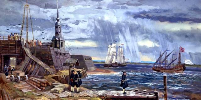 Основание Петербурга — как он был построен?