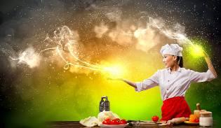 Фото: кулинарная магия — интересные факты