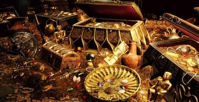 Княжество Голконда - самая богатая страна мира