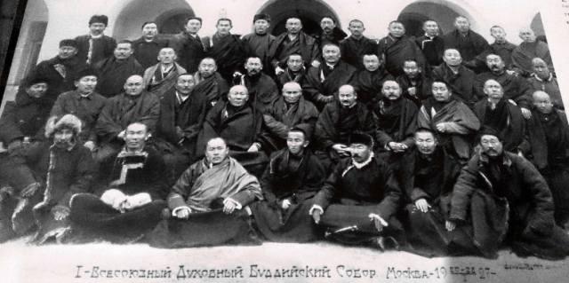 Буддизм в СССР - кратко