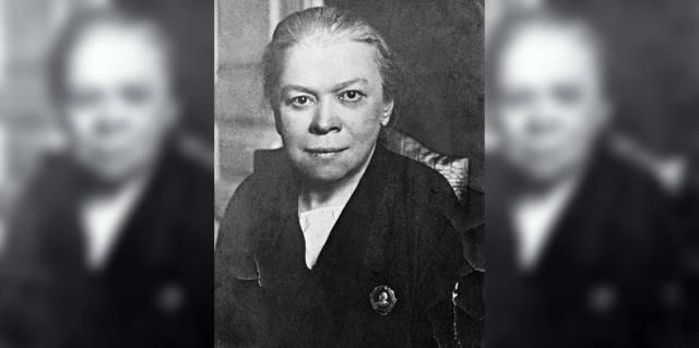 Мария Ульянова - сестра Ленина