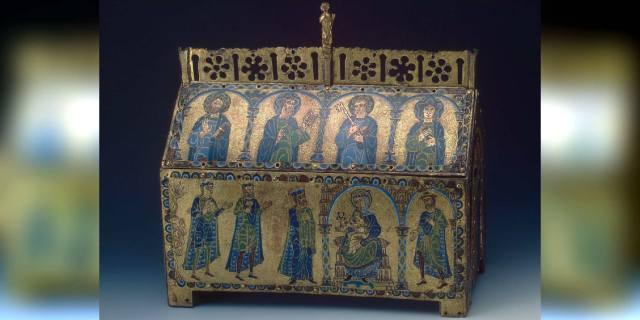 Реликварий из Лиможа