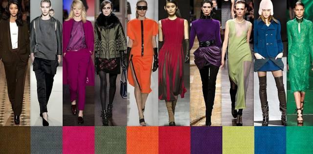 Энергетика одежды и цвета по Зодиаку