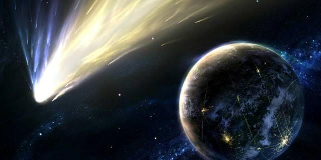 Какое влияние оказывает на Землю комета?