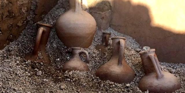 Античные археологические находки в Италии