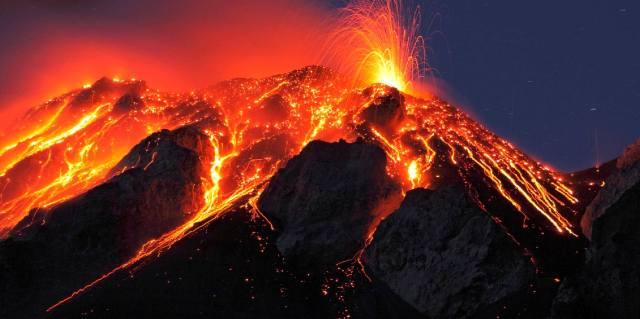 Самые известные вулканы