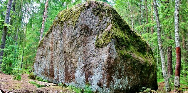 Сакральные камни Древней Руси