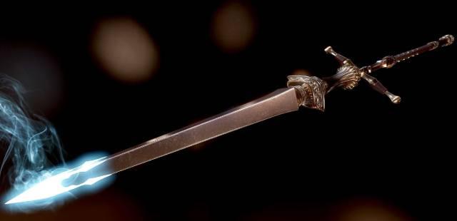 Легендарное оружие - клинки мифов