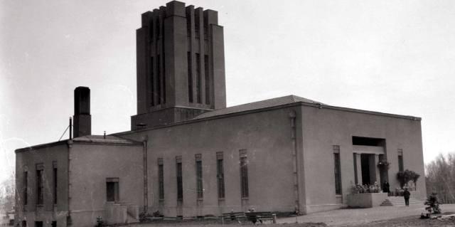 Донской крематорий в Москве - история первого в СССР огненного погребения