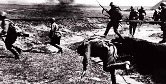 Штрафбаты и заградотряды Красной армии - мифы и реальность