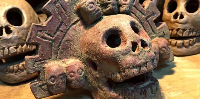Свистки смерти ацтеков