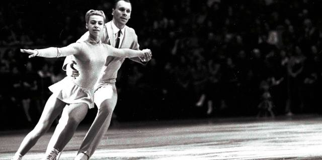 Людмила Белоусова и Олег Протопопов - почему они сбежали на Запад?