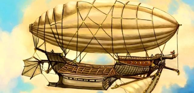 Воздушный шар Александра I