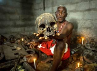 Фото: африканские колдуны — интересные факты