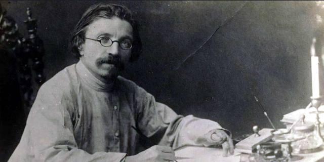 Шолом-Алейхем и его жена Ольга Лоева