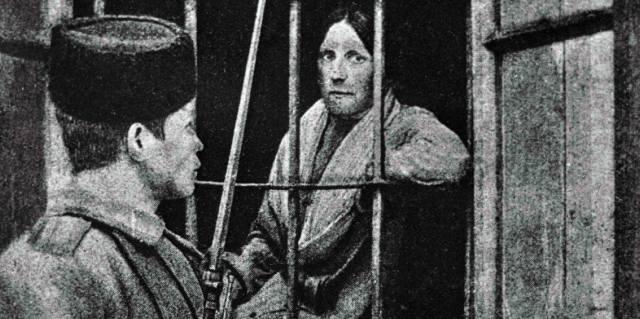 Мария Спиридонова - лидер левых эсеров
