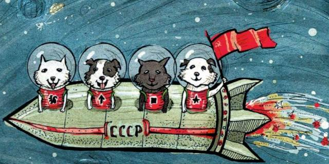 Космические собаки Советского Союза