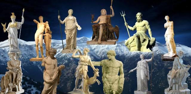 Странные боги древнего язычества