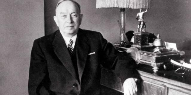 Как серый кардинал Отто Куусинен развалил СССР (Андропов)