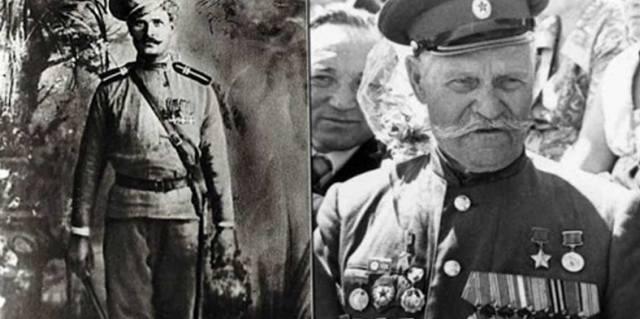 Константин Недорубов - полный георгиевский кавалер, Герой Советского Союза
