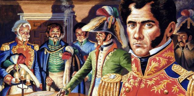 Антонио де Падуа Мария Северино Лопес де Санта-Анна-и-Перес де Леброн