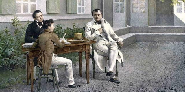 Как Наполеон Бонапарт жил в заключении на острове Святой Елены