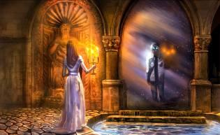 Фото: магия зеркала, интересные факты
