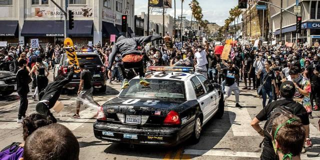 Расовые волнения в США - история конфликта