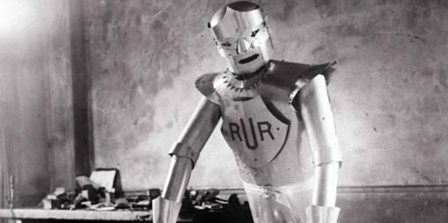 Роботы - история появления