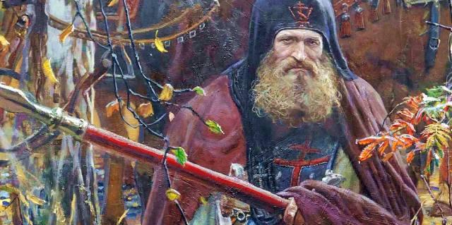 Военное значение монастырей: Монашеские полки и монахи-воины
