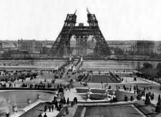 Фото: Эйфелева башня — интересные факты