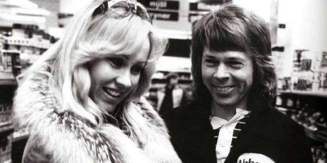 ABBA: Почему развелись Агнета и Бьёрн