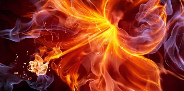 Огонь стихия