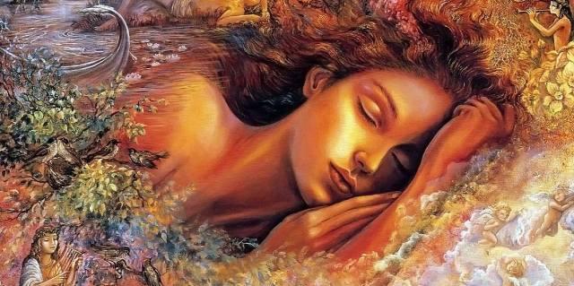 Что означает цвет во сне?