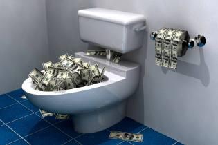 Фото: курьёзные случаи потери денег — интересные факты