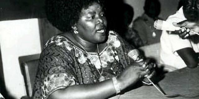 Элизабет Домитьен - премьер-министр Центральноафриканской Республики