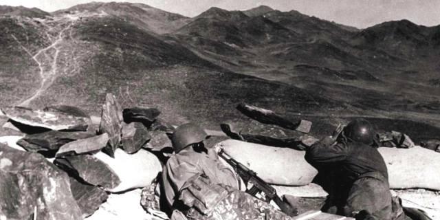 Озеро Жаланашколь: Конфликт СССР с Китаем
