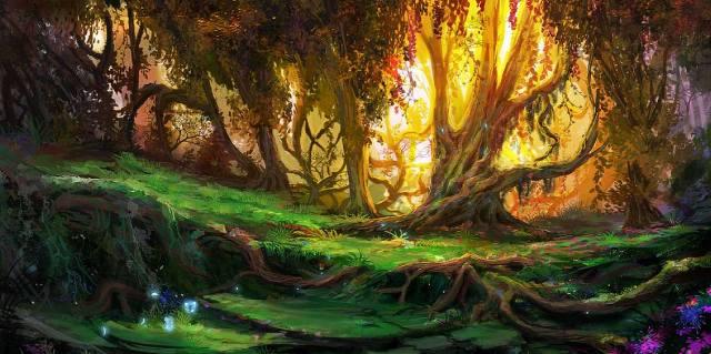 Гороскоп друидов - дерево по дате рождения